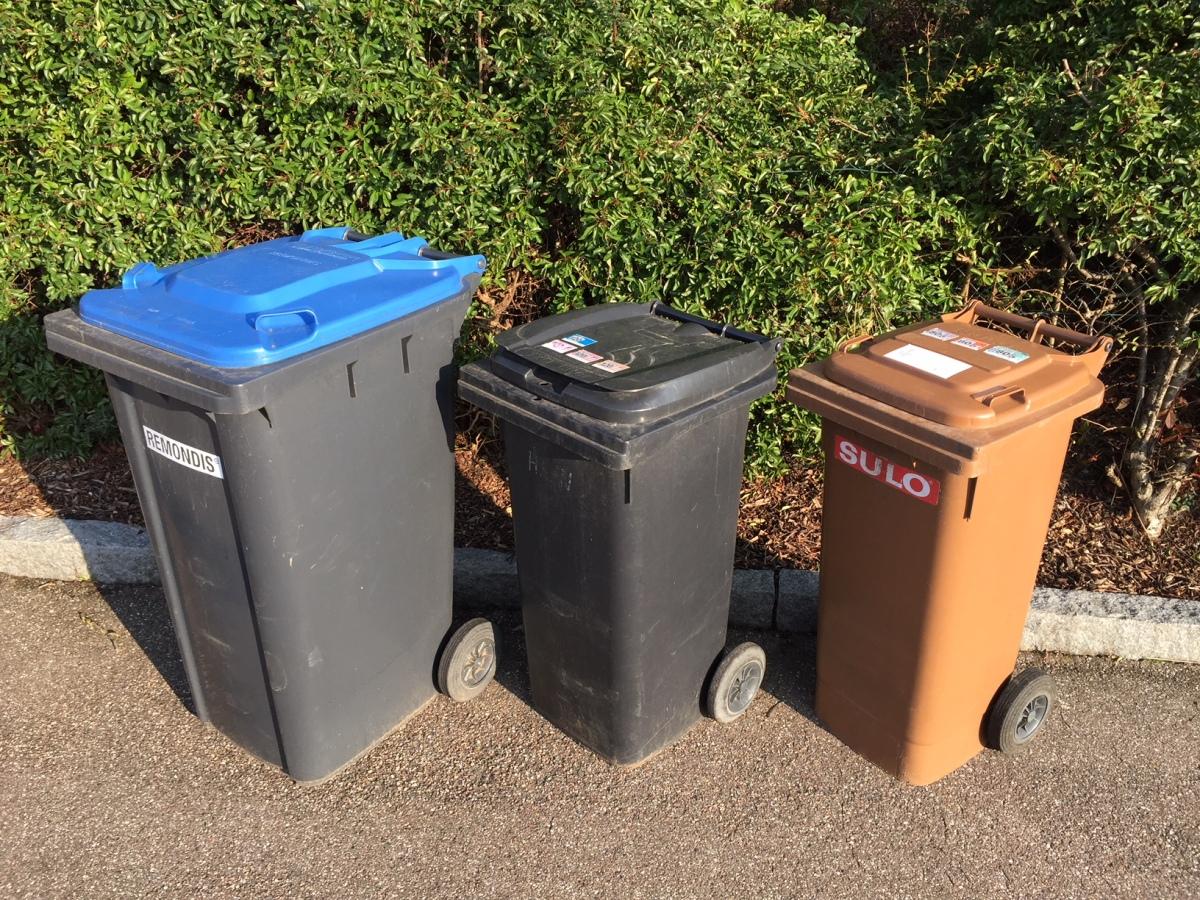 Abfallbehälter Landkreis Heilbronn